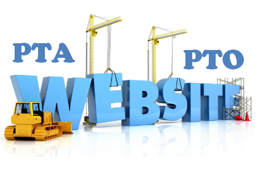 PTO Website Builder