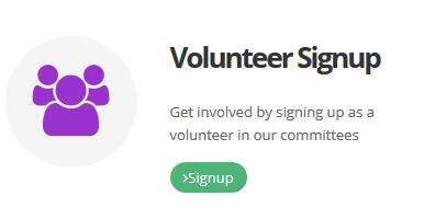 RunPTO Volunteer Signup Website embed