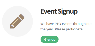 RunPTO Website Feature for Event Signups