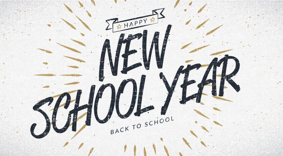 Happy New School Year